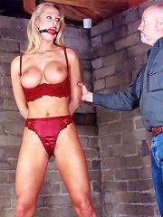 Big Tits in Bondage
