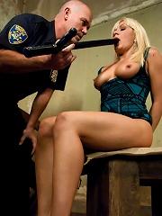 Pimp Cop and Hooker